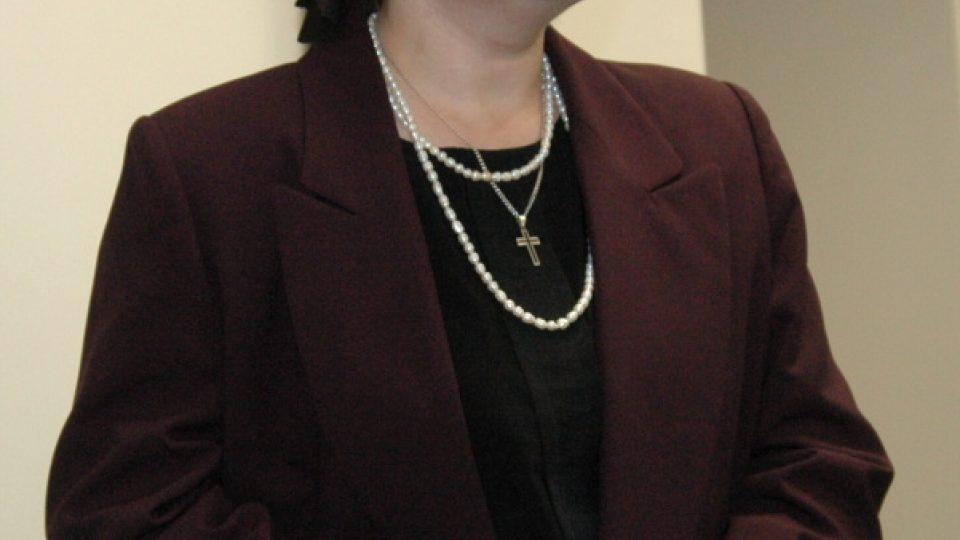 Mihaela Palade