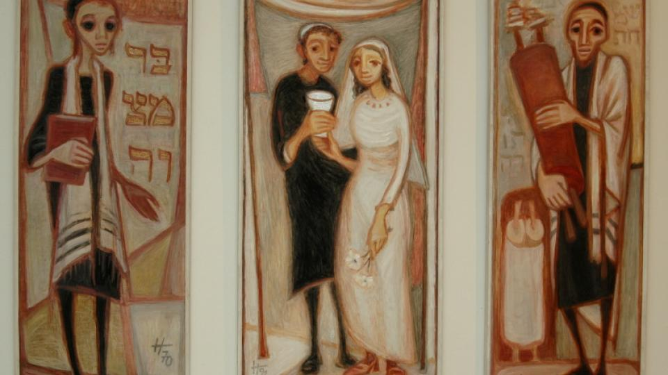 Helga Hošková-Weissová: Obrazy ze života ortodoxních Židů v Izraeli