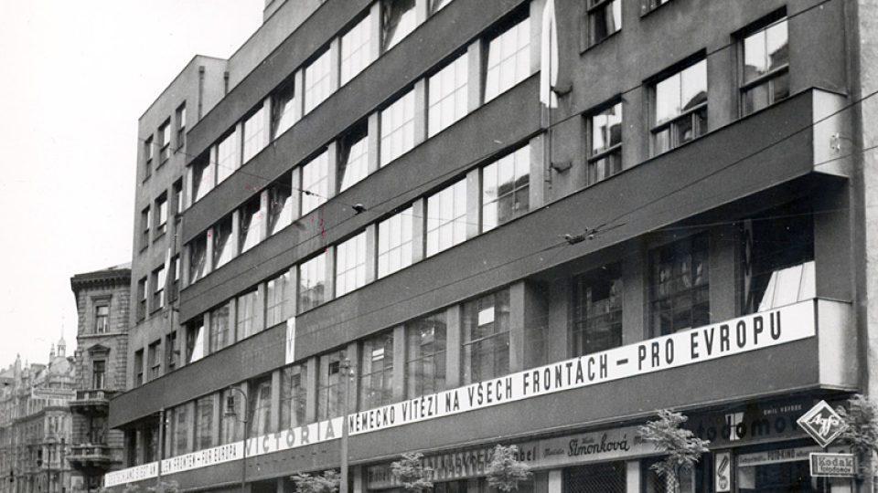 Protektorátní rozhlas za německé okupace
