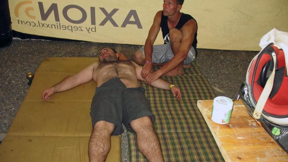 Aleš Loprais má na Dakaru také svého fyzioterapeuta