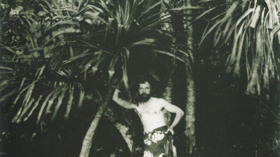 Štefánik na Tahiti