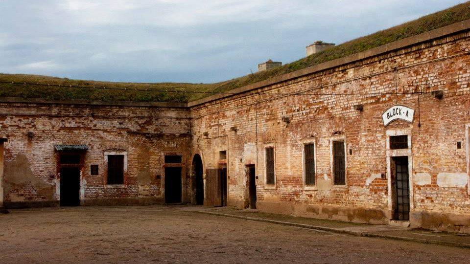 Terezín, Malá pevnost