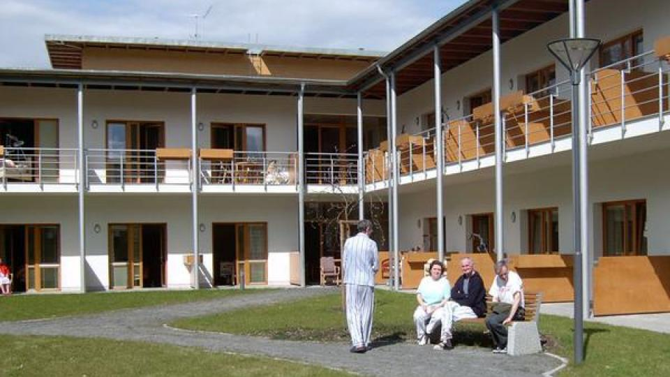 Hospic sv. Lukáše v Ostravě-Výškovicích
