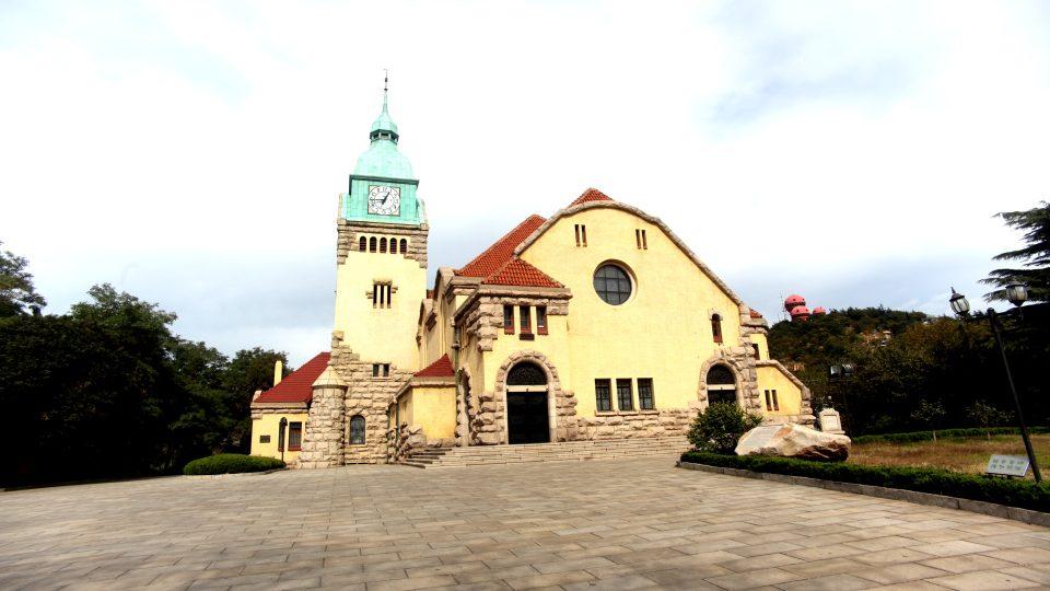 Protestantský kostel v Čching tao