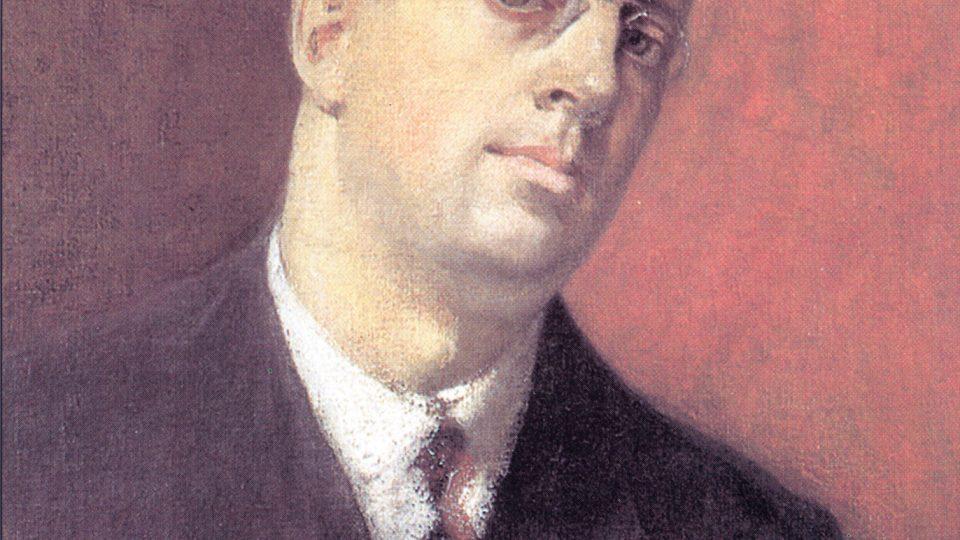 Herbert Masaryk (autoportrét)