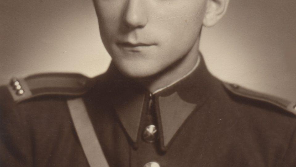 Četník Vladislav Baudisch v období protektorátu