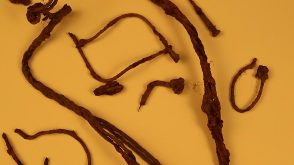Nalezené artefakty mohou poskytnout svědectví o životě vězňů