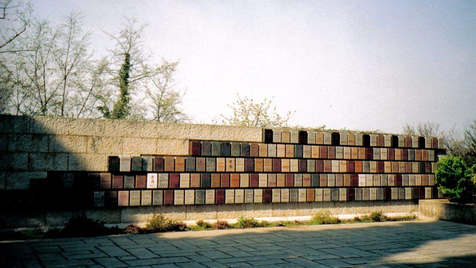 Památník Červeného kříže v italském Solferinu